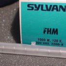 Sylvania FHM 1000 watt  120 volt 3200K  AV Photo Projector Bulb