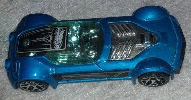 2003 Hot Wheels Ballistik (#107) - loose