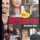 Grey's Anatomy: Season 1 - DVD