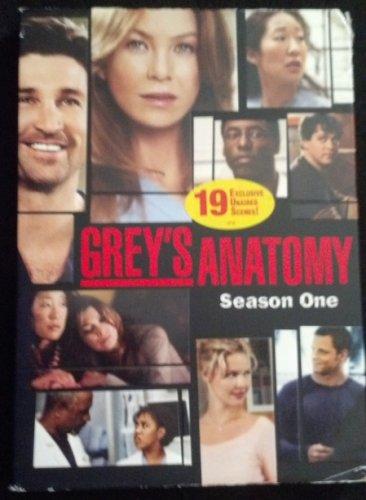 Grey's Anatomy: Season 1 - DVD