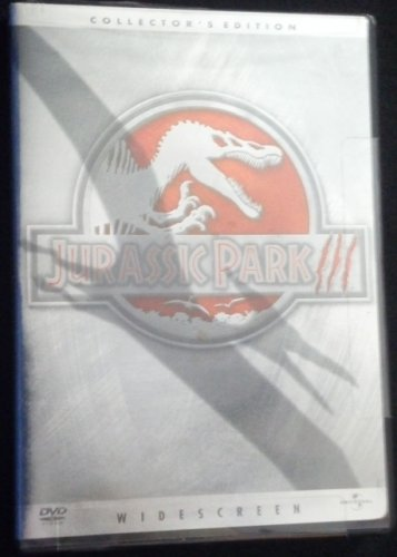 Jurassic Park III - WIDESCREEN DVD - Collector's Edition