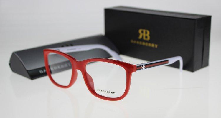 Fashion Brand Women&Men Eyeglasses Frame Acetate Optical Frames BR-1046 Eyewear Glasses