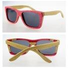 Fashion Brand Designer Women&Men Wood Original Sunglasses Vintage Round Sunglass Polarized Glasses