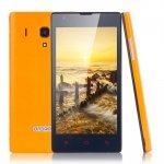 """HTM M1 4.7"""" IPS Screen MTK6515 1.3GHz Single Core Android4.2.2 OS Bar Cellphone Smart Phone Orange"""