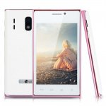"""BML E615 4.0"""" IPS Screen SC6820 1.0GHz Android4.2.2 OS Smart Phone Pink (European Standard)"""