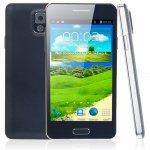 STAR F9006 4.3 Android4.2.2 MTK6582 Quad-core 1.3GHz 512MB+4GB Cellphone ( US Standard ) Black