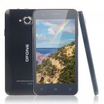 """T3 5.0"""" Android4.2.2 OS MTK6589T Dual Core 1.5GHz Bar Cellphone Black (US Standard"""