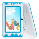 "V430A 4.3"" 8GB RK3026 Dual Core Android 4.2 Children Kids Tablet PC Camera Blue"