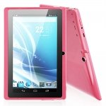 """Q8 7"""" 8GB A23 Dual Core Android 4.2 Capacitive Tablet PC Dual Camera IM Pink US"""