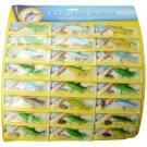 K24-A 24pcs Tuna Shape Soft Bait with Hook