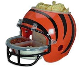 Cincinnati Bengals Snack Helmet