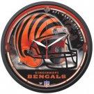 Cincinnati Bengals Wall Clock