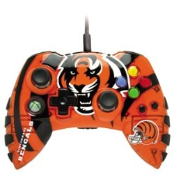 Cincinnati Bengals Xbox 360 Controller