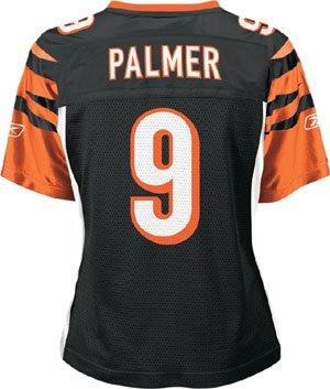 Cincinnati Bengals Womens #9 Carson Palmer Jersey