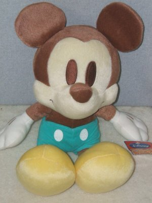 Disney Sega Plush Mickey Mouse Series 1 Chocolate Flavor of the Month