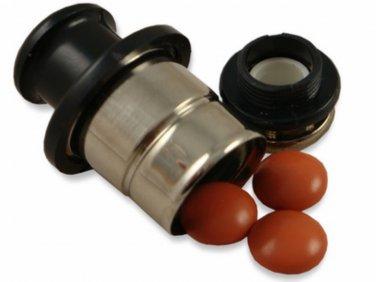 1 CAR LIGHTER Pill Box SECURITY CONTAINER CASE - STASH CASE