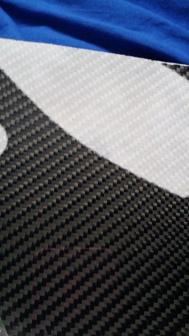 "Carbon Fiber Panel 18""x30""x1/32"""