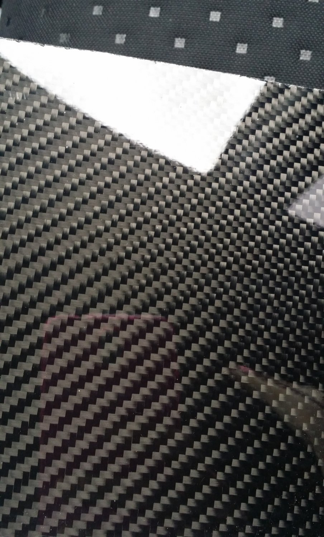"Carbon Fiber Panel 24""x24""x1/16"""