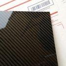 "Carbon Fiber Panel 6""x12""x1/4"""