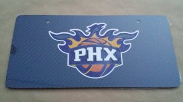 Carbon Fiber License Plate PHX