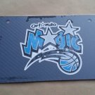 Carbon Fiber License Plate ORLANDO MAGIC
