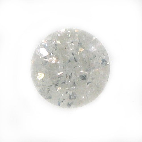 1.06 Carat Brilliant Round Cut Diamond Loose Gem Stone SI2-3 H-I