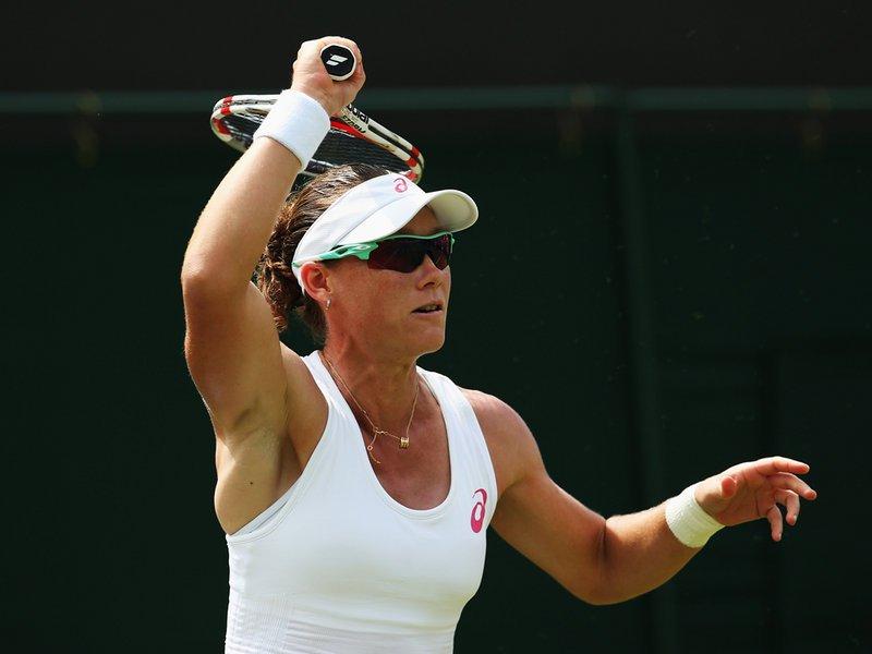 010 - 8 X 6 Photo - Tennis - Wimbledon Championship 2014 - Day 1 -  Sam Stosur