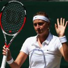 119 - 8 X 6 Photo - Tennis - Wimbledon Championship 2014 - Ladies Semi-Finals - Petra Kvitova