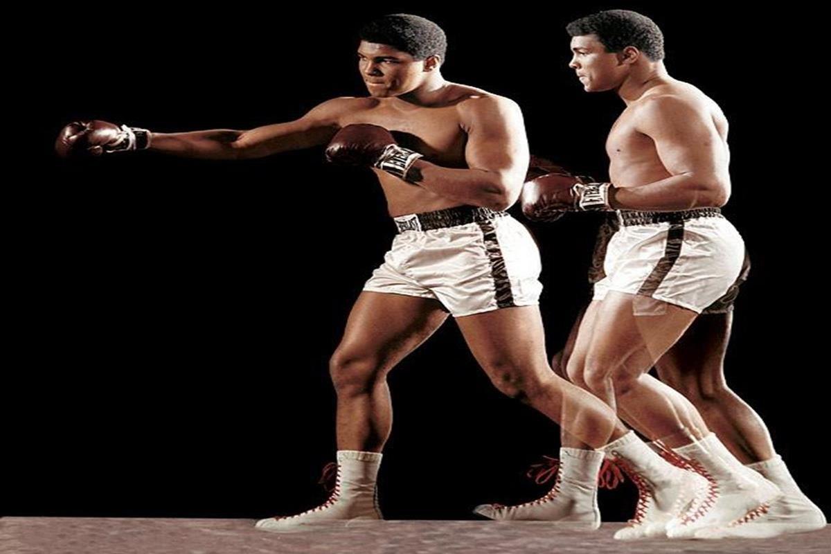 013 - 12 X 8 Photo - Boxing - Classic Muhammad Ali -   Muhammad Ali