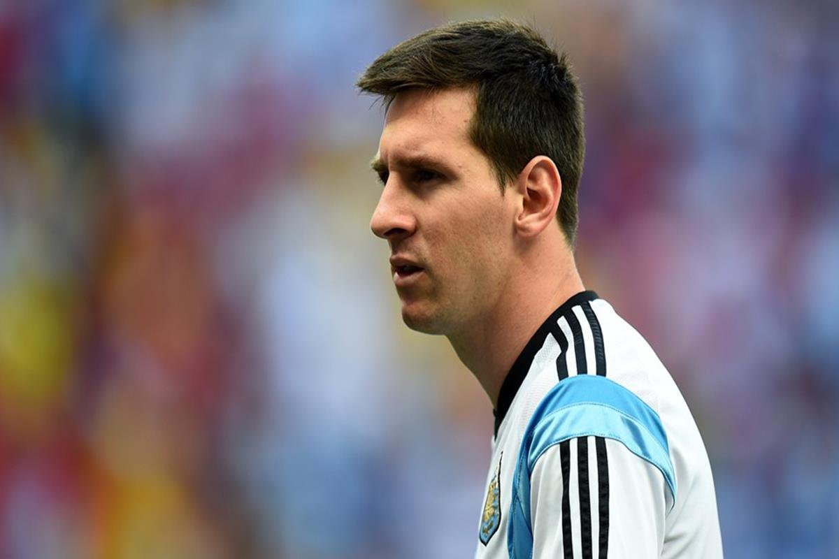 009 - 12 x 8 - 2014 World Cup Finalists - Argentina