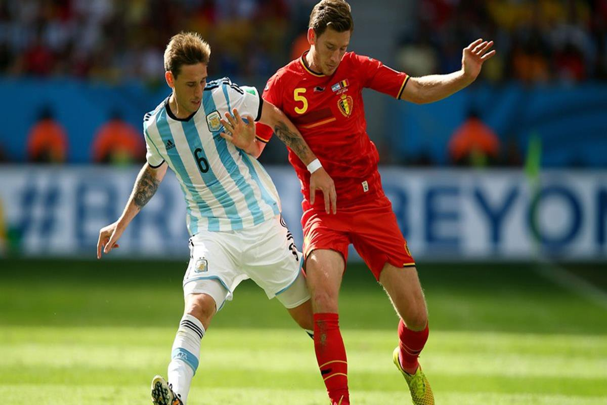 059 - 12 x 8 - 2014 World Cup Finalists - Argentina