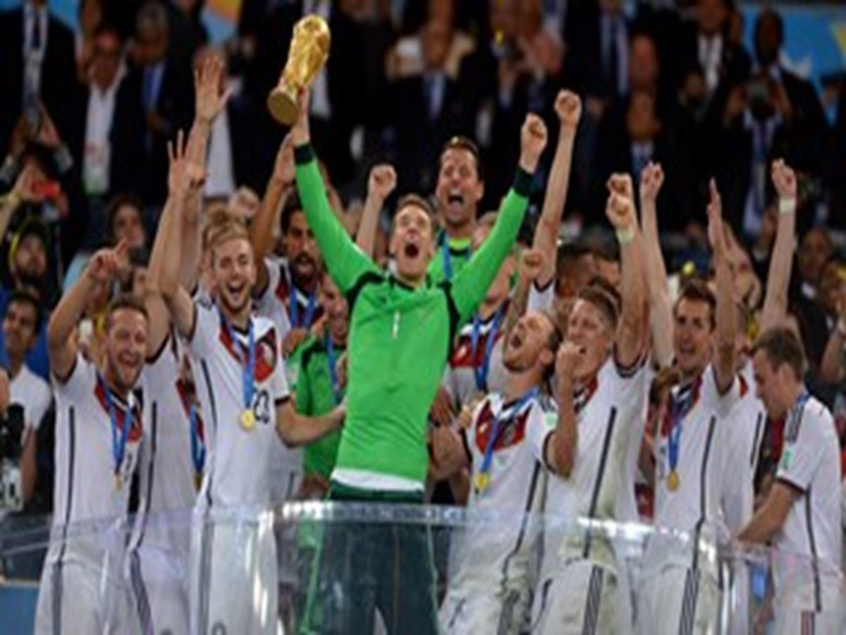 7 - 8 x 6 Photo - Football - FIFA World Cup 2014 WINNERS - GERMANY