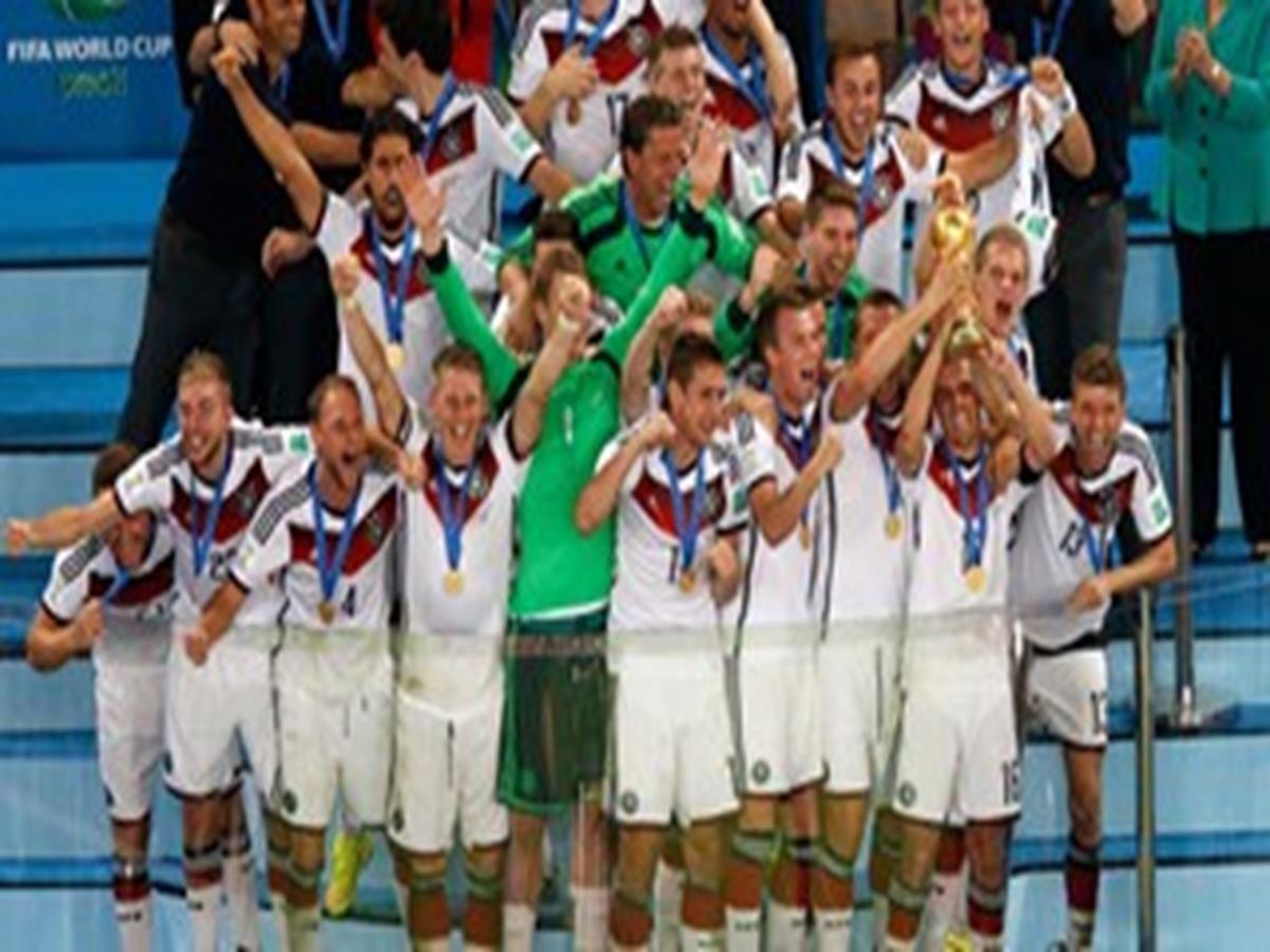 14 - 30 x 20 Photo - Football - FIFA World Cup 2014 WINNERS - GERMANY