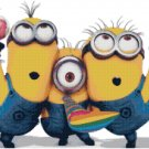 DESPICABLE ME MINIONS #2 CROSS STITCH PATTERN