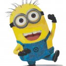 DESPICABLE ME MINIONS #3 CROSS STITCH PATTERN