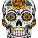SUGAR SKULL #3 CROSS STITCH PATTERN