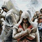 ASSASSIN'S CREED #5  CROSS STITCH PATTERN