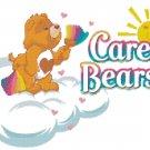 CARE BEARS LOGO CROSS STITCH PATTERN