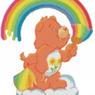 CARE BEARS FRIEND BEAR CROSS STITCH PATTERN