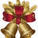 CHRISTMAS BELLS CROSS STITCH PATTERN PDF ONLY