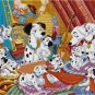 DISNEY 101 DALMATIONS #1 CROSS STITCH PATTERN PDF ONLY