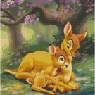 DISNEY BAMBI #2  CROSS STITCH PATTERN PDF ONLY