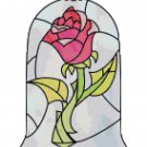 DISNEY BEAUTY AND THE BEAST ROSE #2 CROSS STITCH PATTERN PDF ONLY