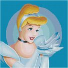 DISNEY CINDERELLA #4 CROSS STITCH PATTERN PDF ONLY