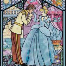 DISNEY CINDERELLA #8 CROSS STITCH PATTERN PDF ONLY