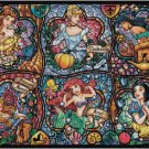 DISNEY PRINCESS #9 CROSS STITCH PATTERN PDF ONLY