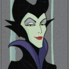 DISNEY MALEFICENT #1 CROSS STITCH PATTERN PDF ONLY
