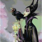 DISNEY MALEFICENT #2 CROSS STITCH PATTERN PDF ONLY