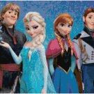 DISNEY FROZEN GROUP #1 CROSS STITCH PATTERN PDF ONLY