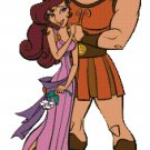 DISNEY HERCULES AND MEG CROSS STITCH PATTERN PDF ONLY